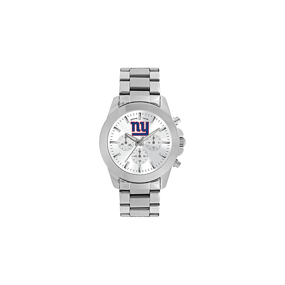 Game Time Knock-Out NFL Watch New York Giants - Game Time Watches - Fashion Accessories, Watches