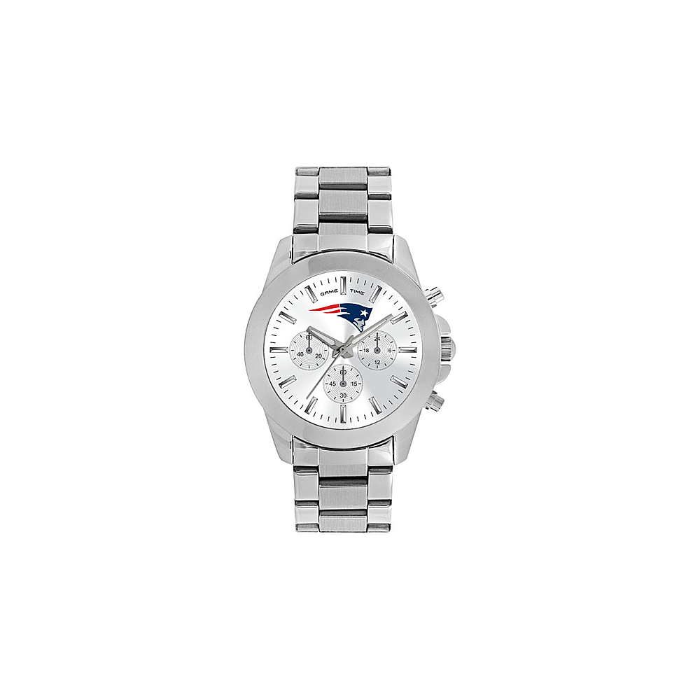 Game Time Knock-Out NFL Watch New England Patriots - Game Time Watches - Fashion Accessories, Watches