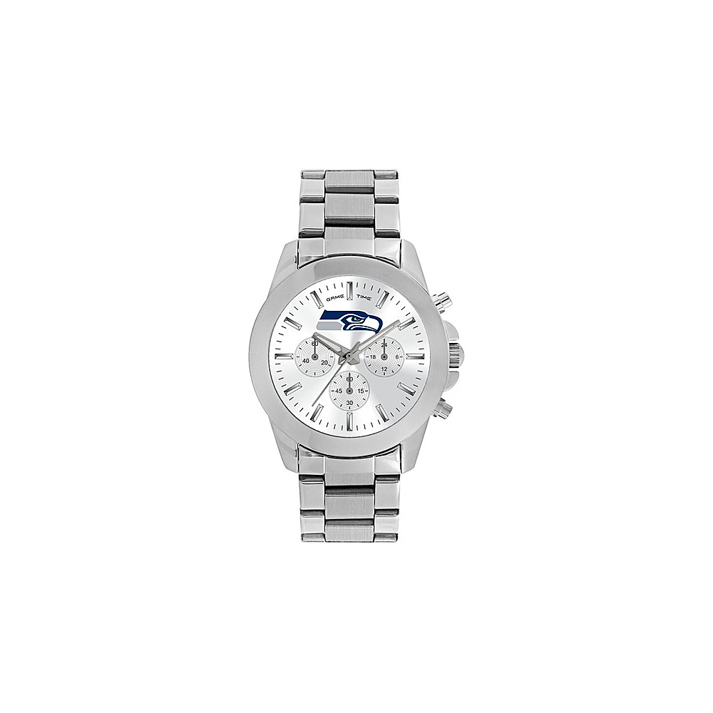 Game Time Knock-Out NFL Watch Seattle Seahawks - Game Time Watches - Fashion Accessories, Watches