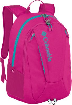 Columbia Sportswear Tamolitch Pack Groovy Pink - Columbia Sportswear Business & Laptop Backpacks