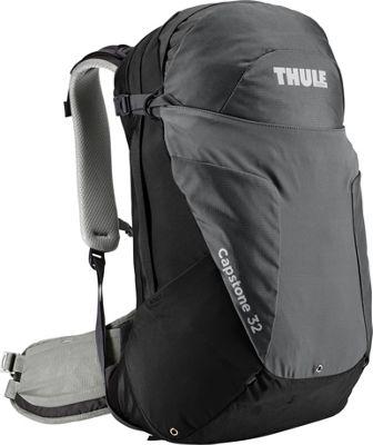Thule Capstone 32L Men's Hiking Pack Black/Dark Shadow - Thule Backpacking Packs
