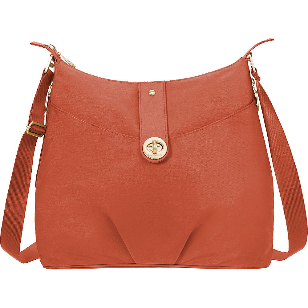 baggallini Gold Helsinki Bagg Adobe - baggallini Fabric Handbags - Handbags, Fabric Handbags
