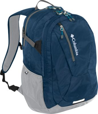 Columbia Sportswear Columbia Sportswear Fourmile Pack Dark Compass - Columbia Sportswear Business & Laptop Backpacks
