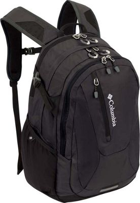 Columbia Sportswear Fourmile Pack Black - Columbia Sportswear Business & Laptop Backpacks