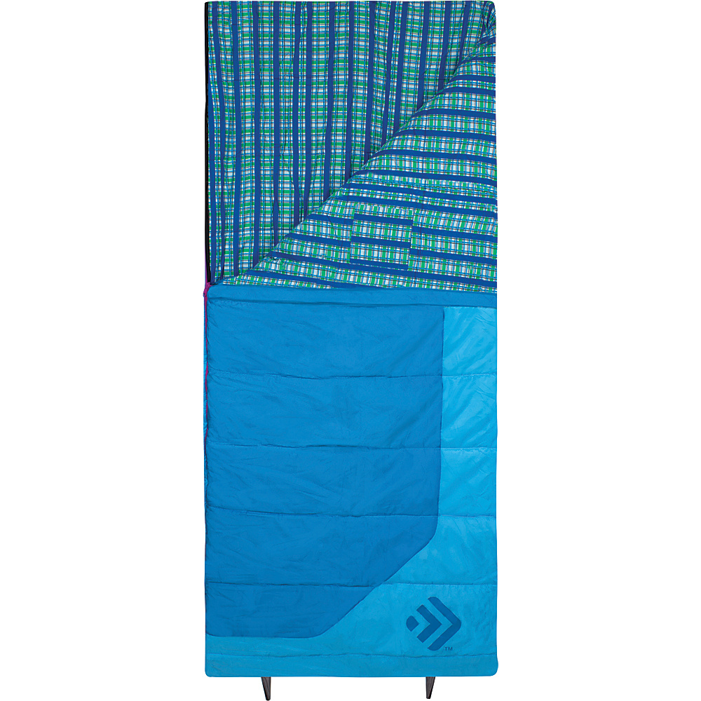 Outdoor Products Women's Rec Sleeping Bag Blue Grotto - Outdoor Products Outdoor Accessories