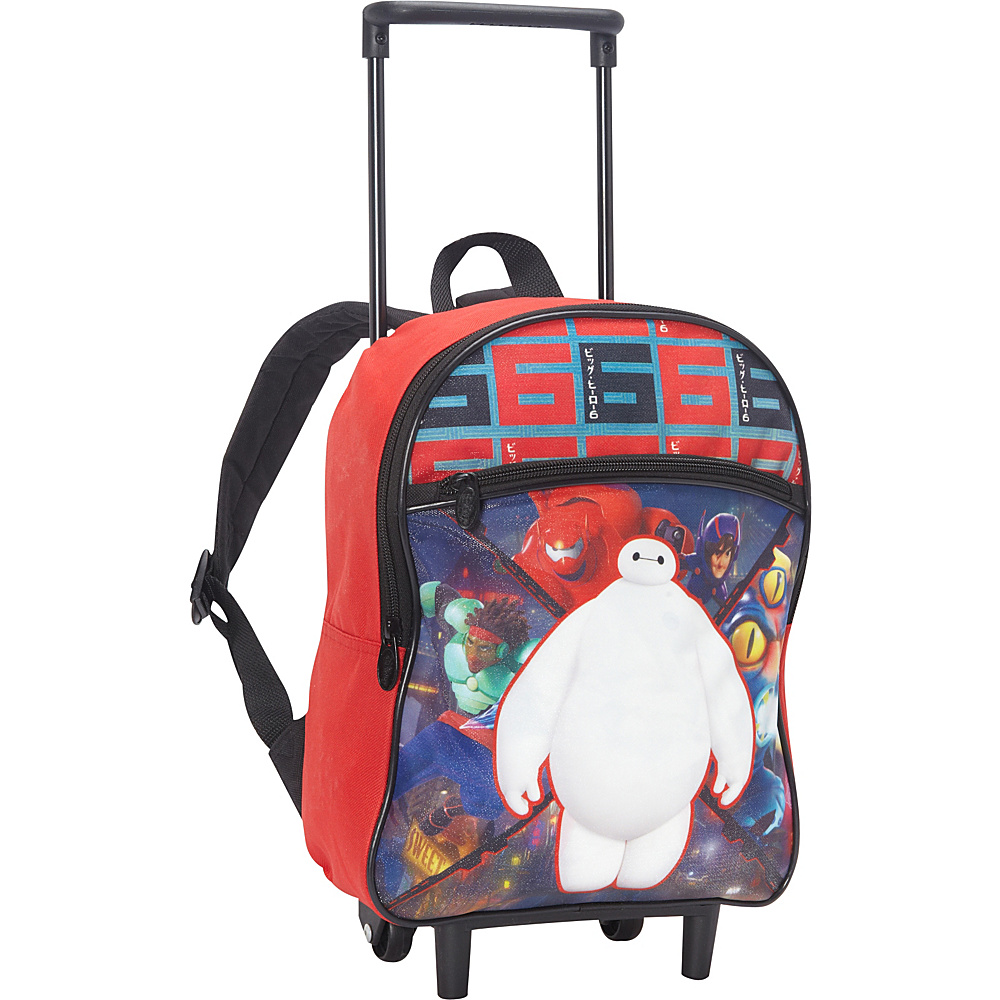 Disney Big Hero 6 12 Inch Rolling Backpack