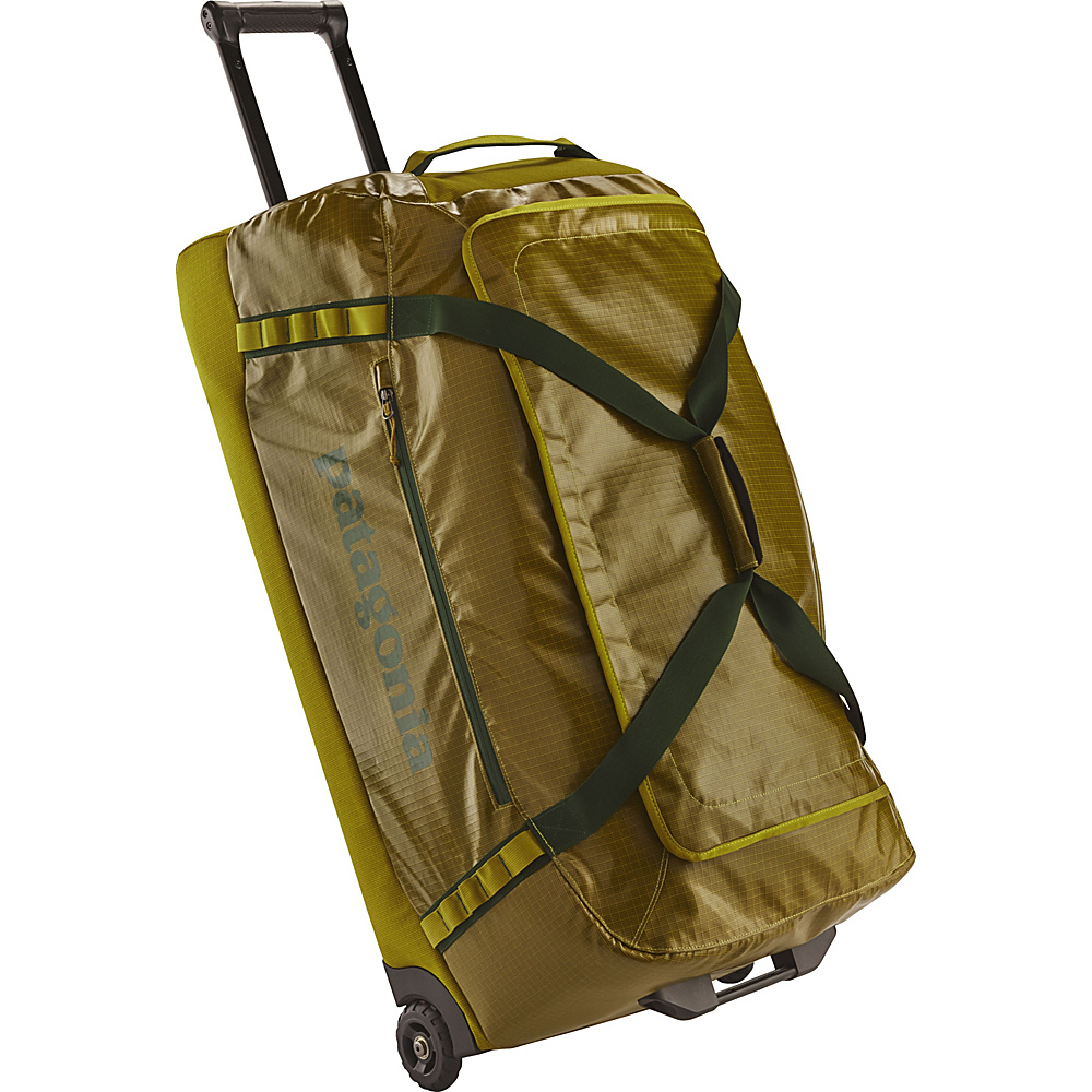 Patagonia Black Hole Wheeled Duffle 120L Golden Jungle - Patagonia Rolling Duffels - Luggage, Rolling Duffels