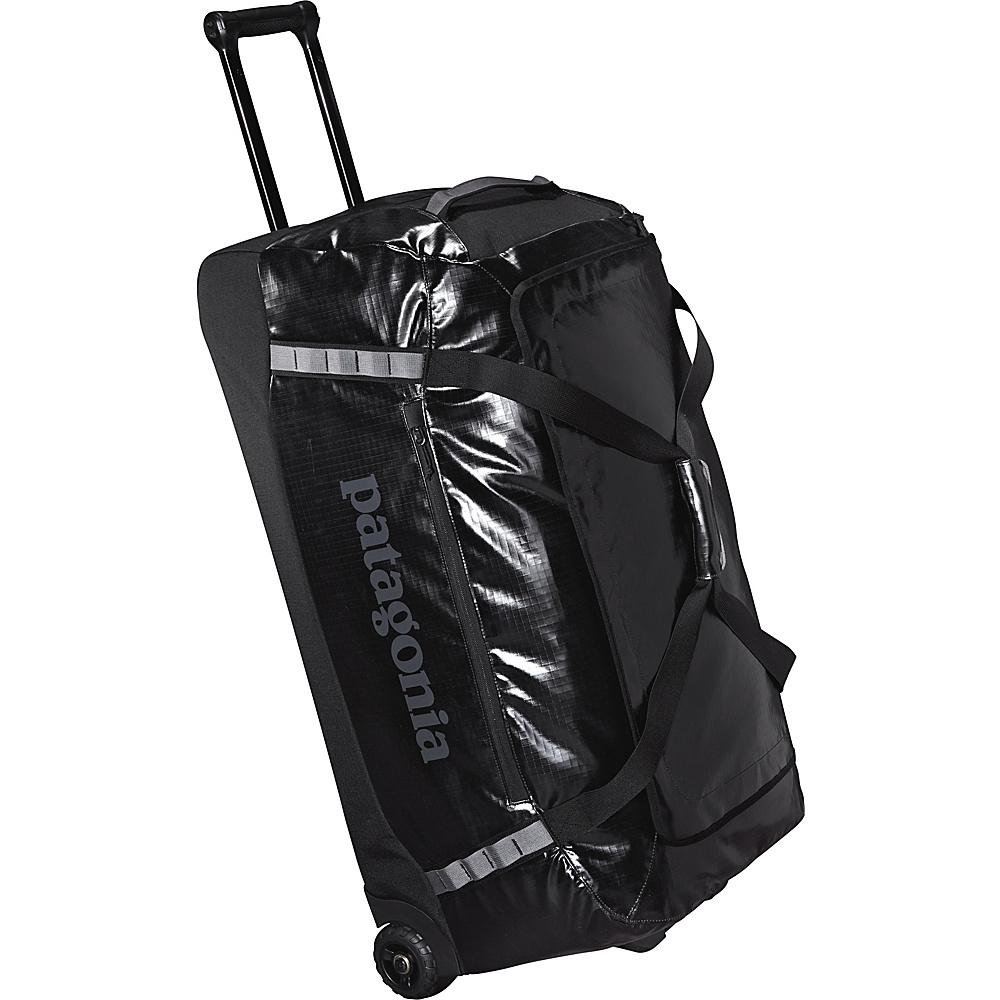 Patagonia Black Hole Wheeled Duffle 120L Black - Patagonia Rolling Duffels - Luggage, Rolling Duffels