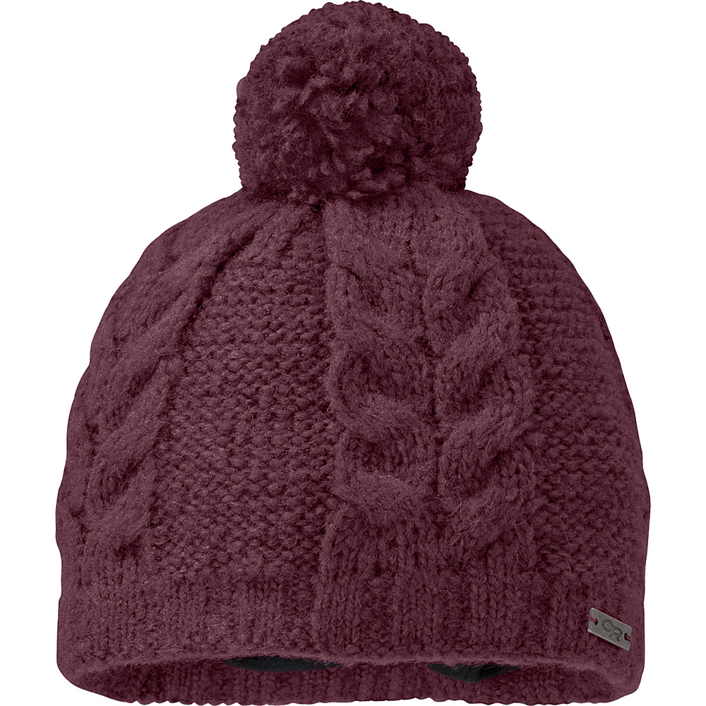Outdoor Research Pinball Hat One Size - Pinot – L/XL - Outdoor Research Hats/Gloves/Scarves - Fashion Accessories, Hats/Gloves/Scarves