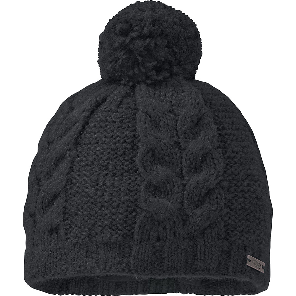 Outdoor Research Pinball Hat One Size - Black - Outdoor Research Hats/Gloves/Scarves - Fashion Accessories, Hats/Gloves/Scarves