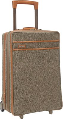 Hartmann Luggage Tweed Collection 22 inch Carry-On Expandable Upright Tweed - Hartmann Luggage Softside Carry-On