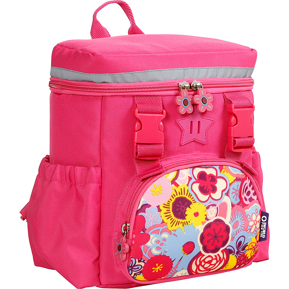 J World New York Kinder Kids Backpack Pink - J World New York Everyday Backpacks - Backpacks, Everyday Backpacks