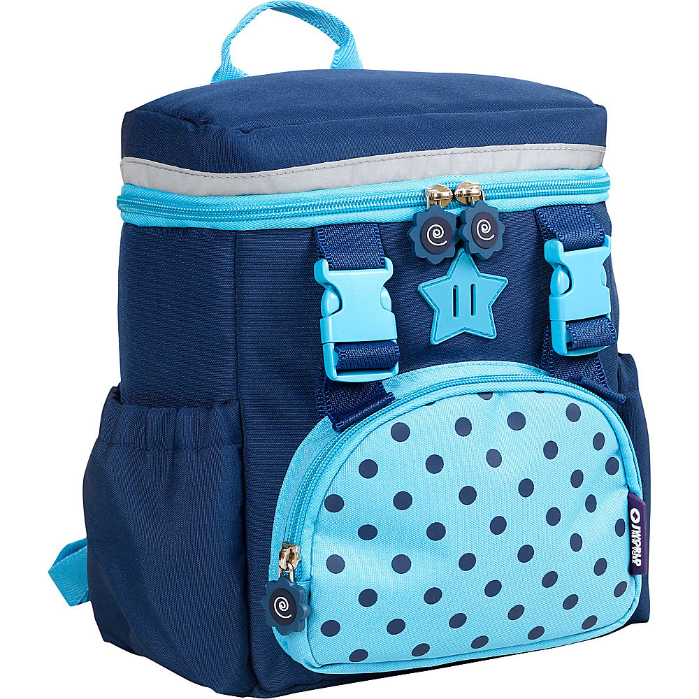 J World New York Kinder Kids Backpack Navy - J World New York Everyday Backpacks - Backpacks, Everyday Backpacks
