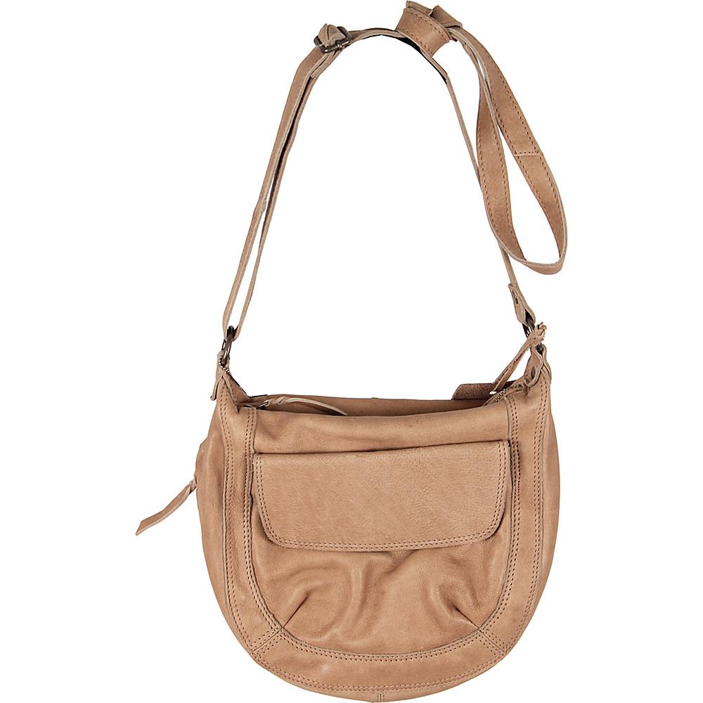 Latico Leathers Jay Crossbody Oat - Latico Leathers Leather Handbags - Handbags, Leather Handbags