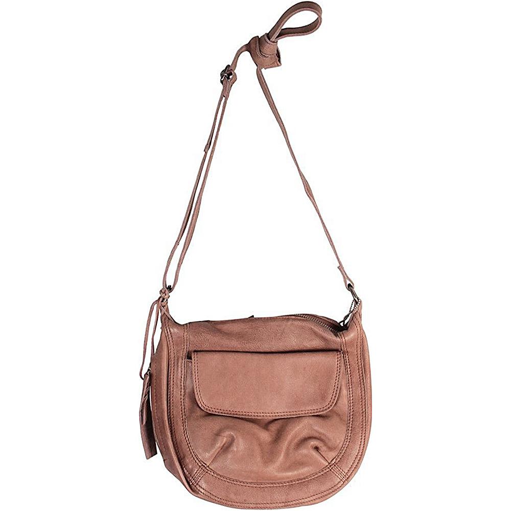 Latico Leathers Jay Crossbody Taupe - Latico Leathers Leather Handbags - Handbags, Leather Handbags