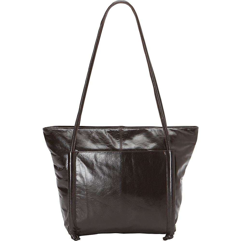 Latico Leathers Trevor Tote Espresso - Latico Leathers Leather Handbags - Handbags, Leather Handbags