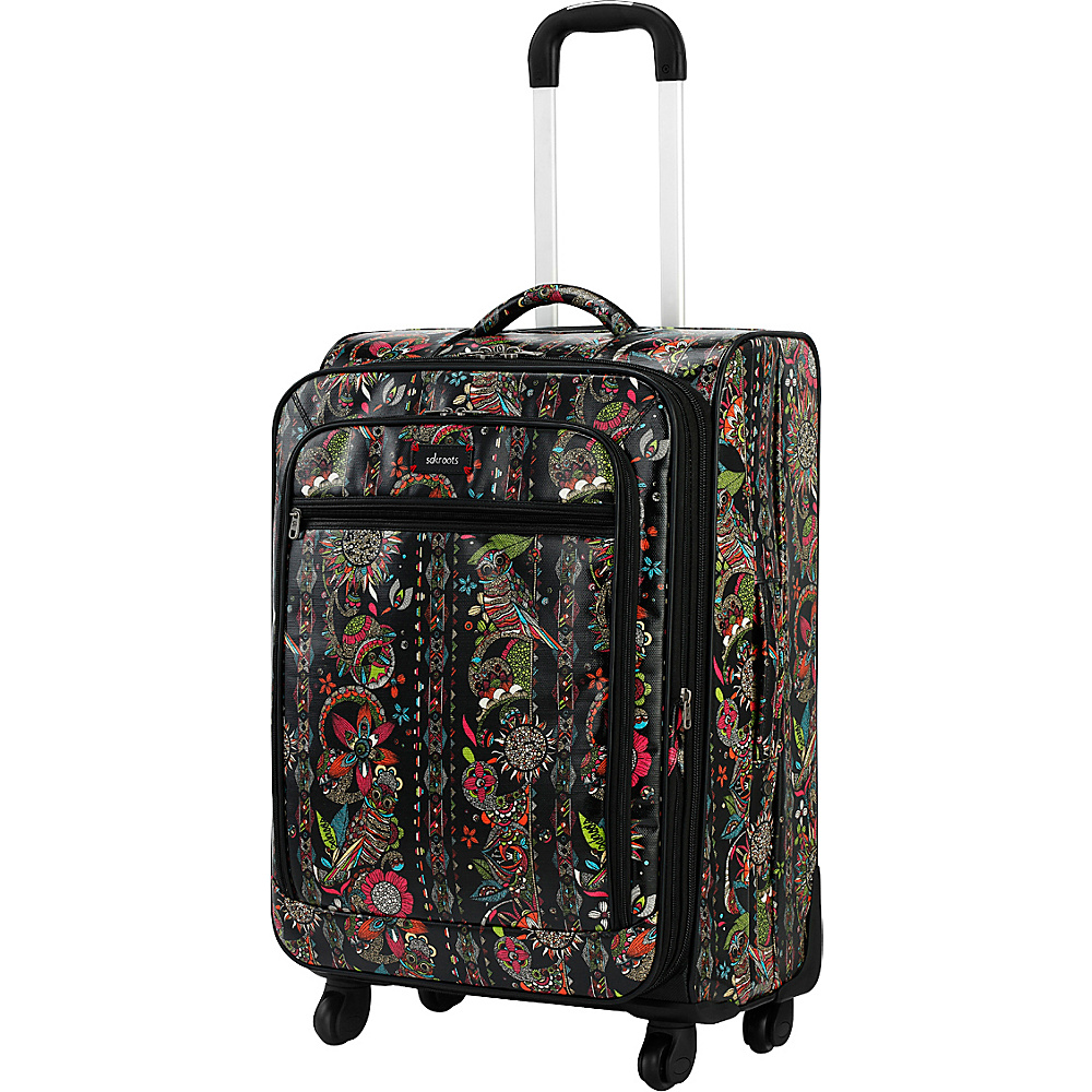 Sakroots Artist Circle 26 Spinner Neon Spirit Desert - Sakroots Softside Checked - Luggage, Softside Checked