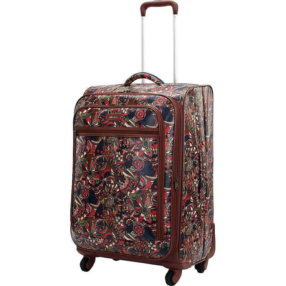 Sakroots Artist Circle 26 Spinner Midnight Spirit Desert - Sakroots Softside Checked - Luggage, Softside Checked