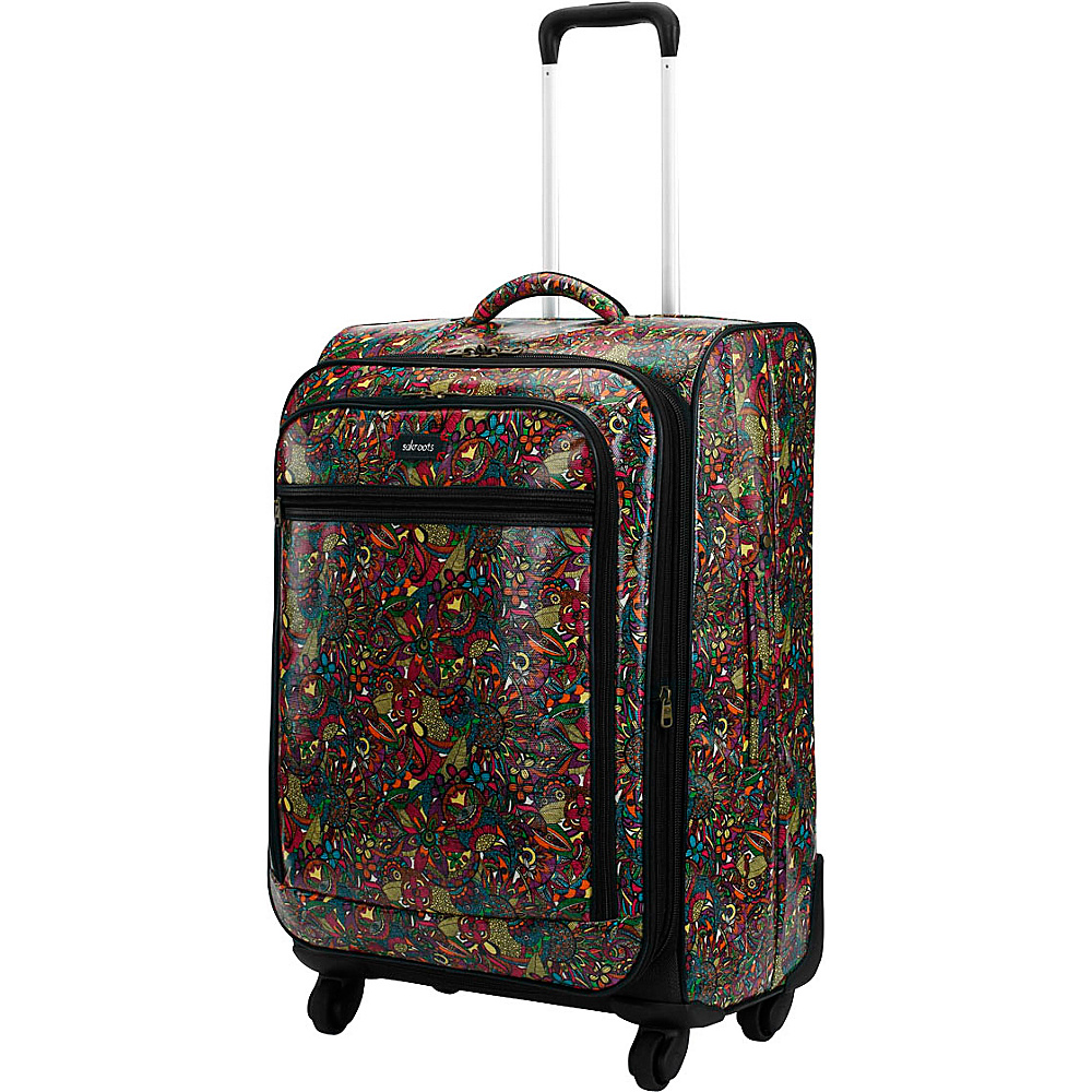 Sakroots Artist Circle 26 Spinner Rainbow Spirit Desert - Sakroots Softside Checked - Luggage, Softside Checked