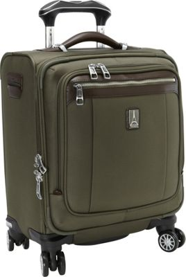Travelpro Platinum Magna 2 Spinner Tote Olive - Travelpro Softside Carry-On
