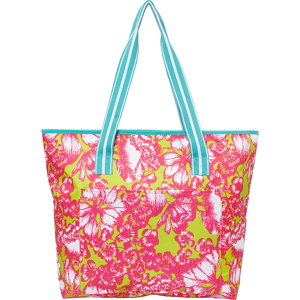 All For Color Lunch Bag Aloha Paradise All For Color Travel Coolers