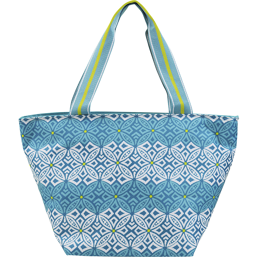 All For Color Lunch Bag Capri Cove All For Color Travel Coolers
