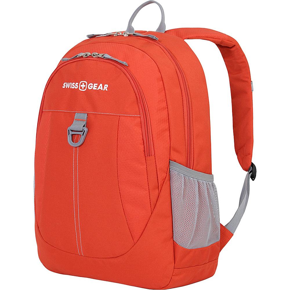 SwissGear Travel Gear 17.5 Backpack 6610 Persimmon SwissGear Travel Gear Everyday Backpacks