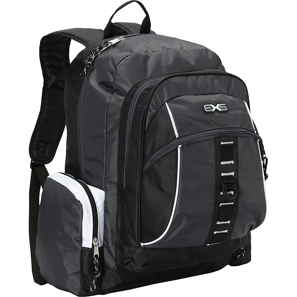 Eastsport Voyager Backpack Graphite Eastsport Everyday Backpacks