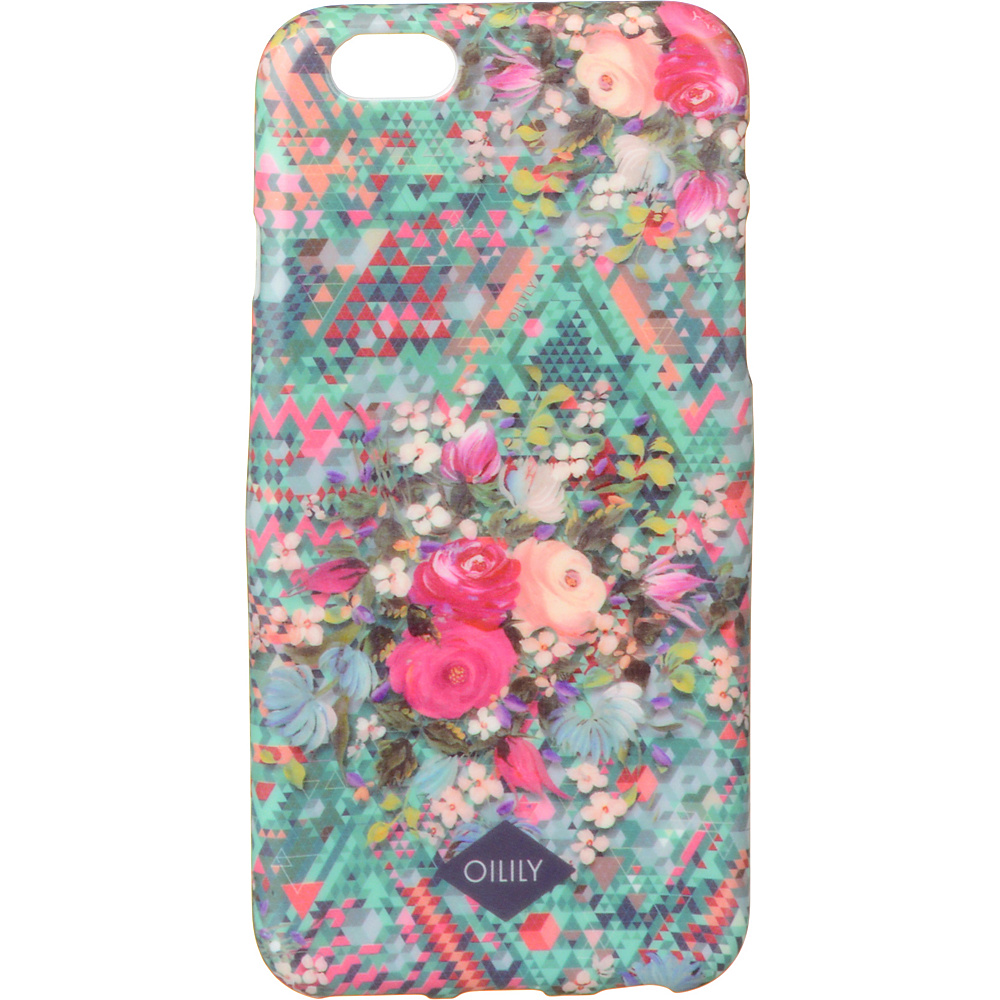 Oilily iPhone 6 Case Mint Oilily Electronic Cases
