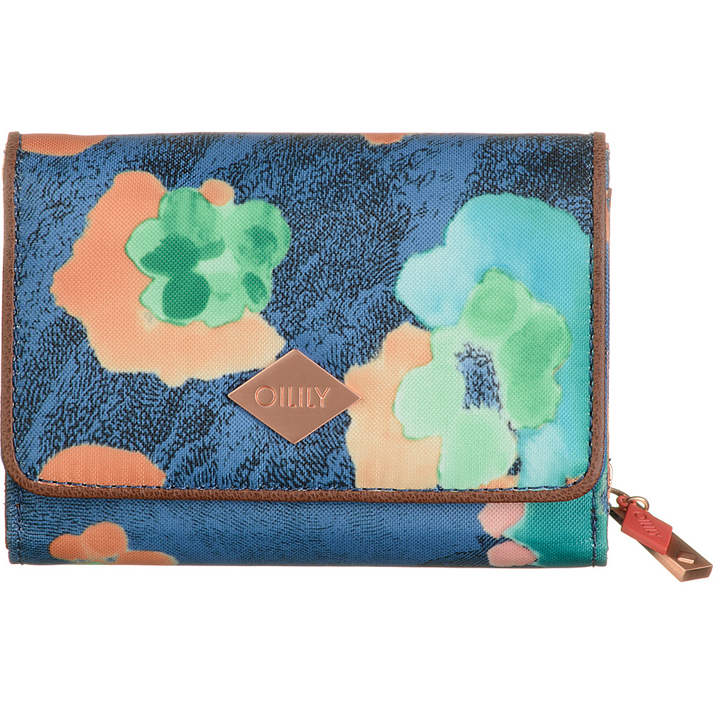 Oilily Small Wallet Blueberry Oilily Women s Wallets