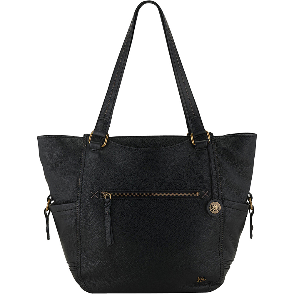 The Sak Kendra Work Tote Black The Sak Leather Handbags