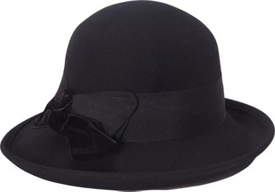 Betmar New York Rory Upturn Wide Brim Black - Betmar New York Hats