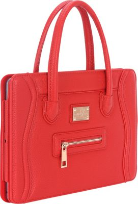 Sandy Lisa Charleston Clutch - iPad Air Red - Sandy Lisa Electronic Cases