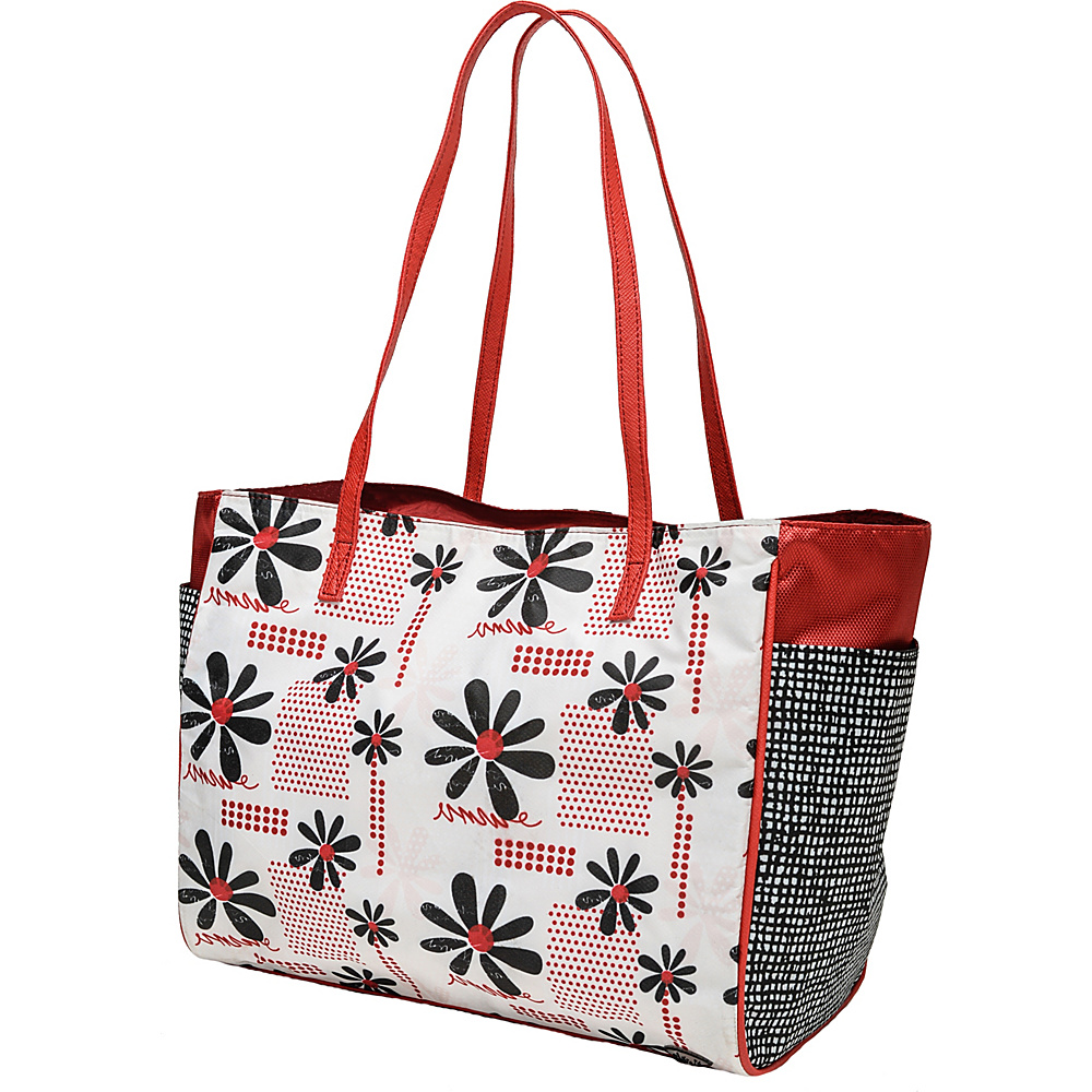 Glove It Medium Tote Bag Daisy Script - Glove It Other Sports Bags