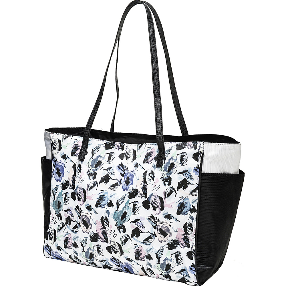 Glove It Medium Tote Bag Abstract Garden - Glove It Other Sports Bags
