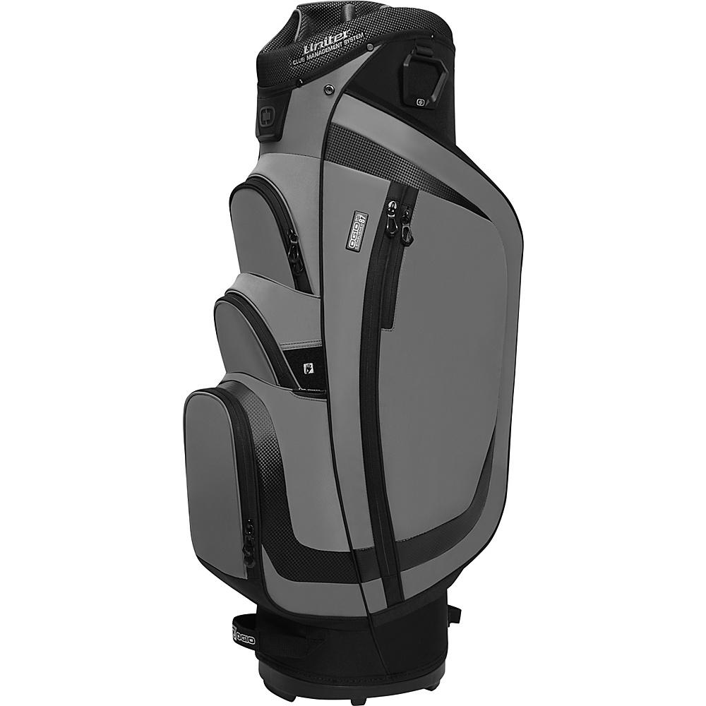 OGIO Shredder Cart Bag Slate - OGIO Golf Bags