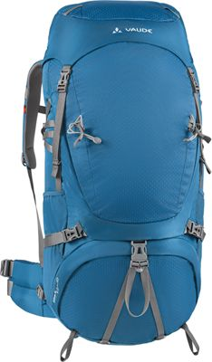 Vaude Astrum 60+10 W Pack Sea Blue - Vaude Day Hiking Backpacks