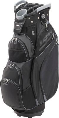 Image of Bag Boy Chiller Cart Bag Black/Silver - Bag Boy Golf Bags