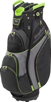 Image of Bag Boy Chiller Cart Bag Black/Charcoal/Lime - Bag Boy Golf Bags