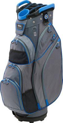 Image of Bag Boy Chiller Cart Bag Charcoal/Royal - Bag Boy Golf Bags