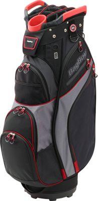 Image of Bag Boy Chiller Cart Bag Black/Charcoal/Red - Bag Boy Golf Bags