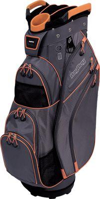 Image of Bag Boy Chiller Cart Bag Charcoal/Orange - Bag Boy Golf Bags