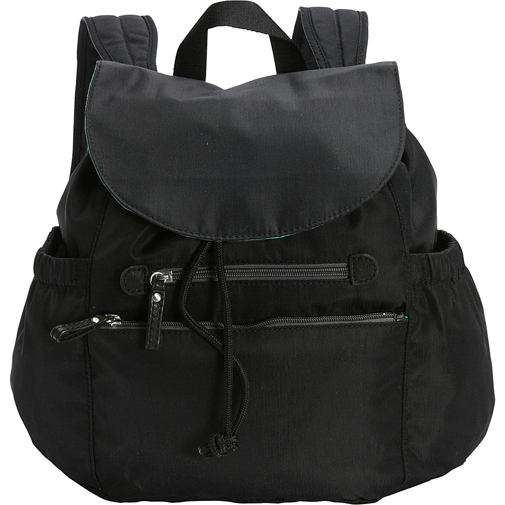 Osgoode Marley Everyday Backpack Black Osgoode Marley Fabric Handbags