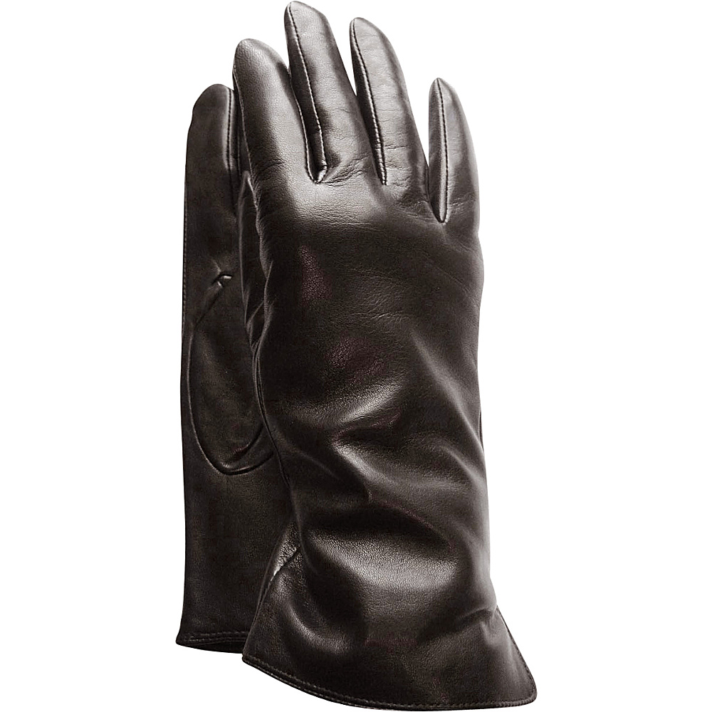 Tanners Avenue Premium Leather Gloves Espresso Brown Medium Tanners Avenue Hats Gloves Scarves