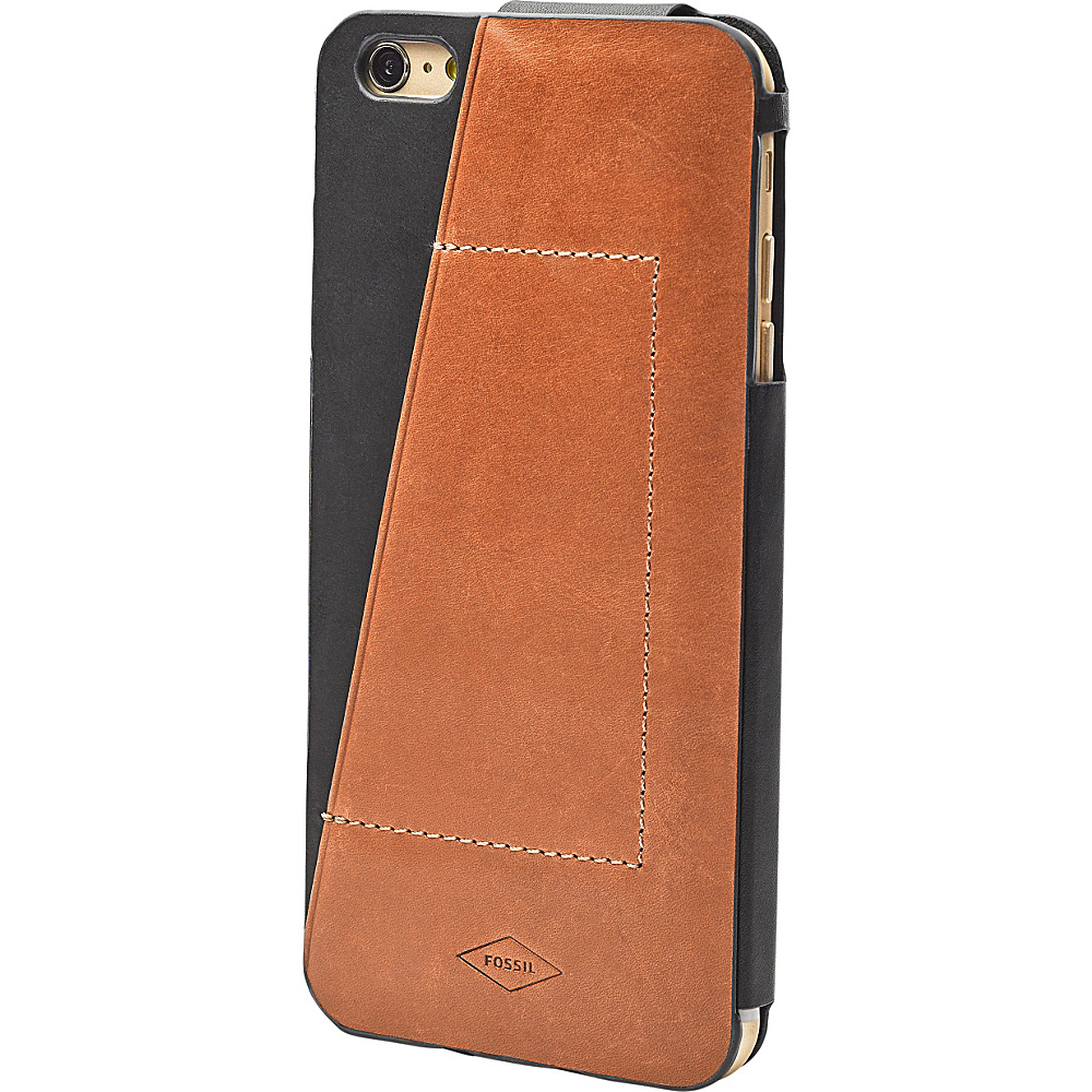 Fossil iPhone 6 Plus Case Saddle - Fossil Electronic Cases - Technology, Electronic Cases