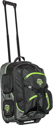 Sportube Cabin Cruiser Boot and Gear Bag Green/Black - Sportube Ski and Snowboard Bags
