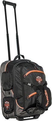 Sportube Cabin Cruiser Boot and Gear Bag Orange/Black - Sportube Ski and Snowboard Bags