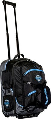 Sportube Cabin Cruiser Boot and Gear Bag Black/Blue - Sportube Ski and Snowboard Bags