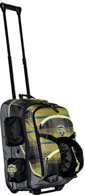 Sportube Cabin Cruiser Boot and Gear Bag Plaid - Sportube Ski and Snowboard Bags