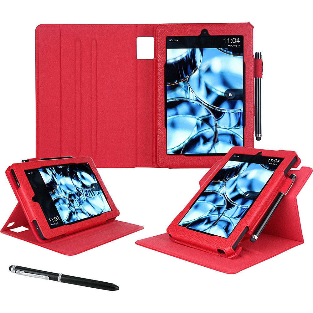 Roocase amazon kindle fire hd8 2015 case dual view for Amazon casa
